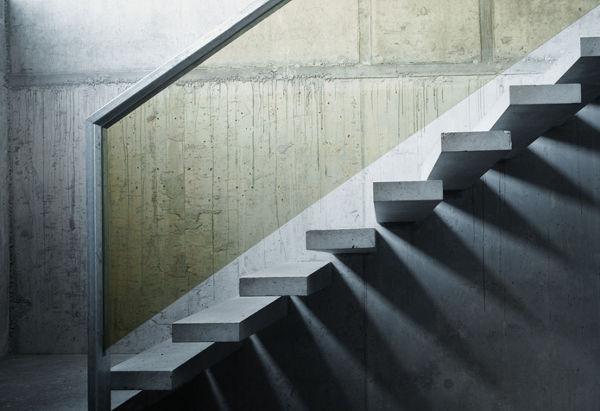 farba materyczna z efektem betonu lub mikrobetonu